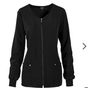 Jockey Black Scrub Jacket 💉